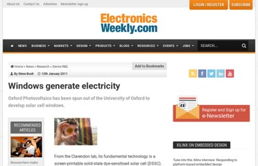 http://www.electronicsweekly.com/articles/12/01/2011/50265/windows-generate-electricity.htm