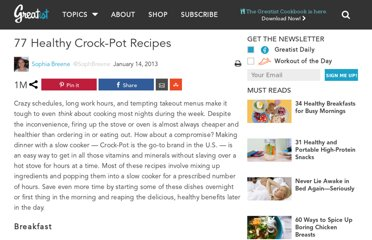 http://greatist.com/health/healthy-crock-pot-recipes