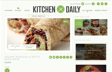 http://www.kitchendaily.com/recipe/creamy-avocado-white-bean-wrap