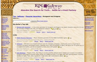 http://www.rpggateway.com/Software/Character_Generators/Dungeons_and_Dragons/