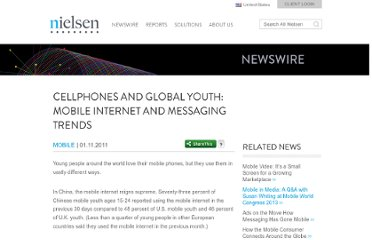 http://www.nielsen.com/us/en/newswire/2011/cellphones-and-global-youth-mobile-internet-and-messaging-trends.html