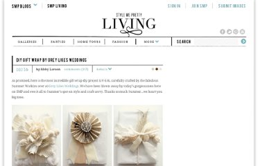 http://www.stylemepretty.com/living/2009/12/16/diy-gift-wrap-by-grey-likes-weddings/