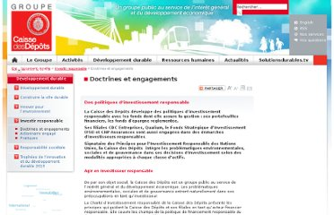 http://www.caissedesdepots.fr/developpement-durable/investir-responsable/doctrines-et-engagements.html