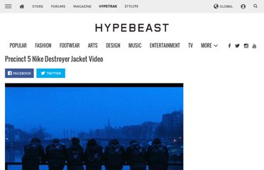 http://hypebeast.com/2011/4/precinct-5-nike-destroyer-jacket-video?_locale=en