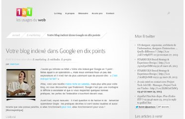 http://un-a-un.com/e-marketing/votre-blog-indexe-dans-google-en-dix-points/