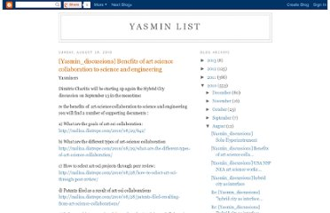 http://yasminlist.blogspot.com/2010/08/yasmindiscussions-benefits-of-art.html