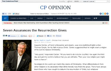 http://www.christianpost.com/news/seven-assurances-the-resurrection-gives-92915/
