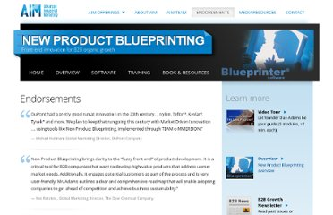 http://www.newproductblueprinting.com/endorsements/