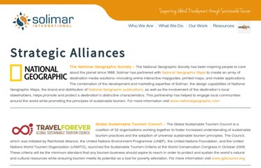 http://www.solimarinternational.com/about-us/strategic-alliances