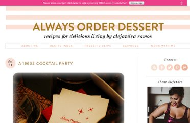 http://www.alwaysorderdessert.com/2009/12/1960s-cocktail-party.html#.UVe069GI70M