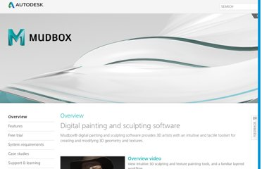 http://www.autodesk.com/products/mudbox/overview