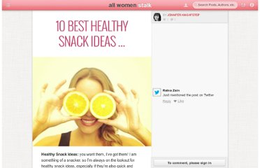 http://diet.allwomenstalk.com/best-healthy-snack-ideas