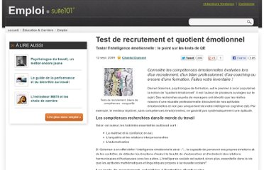 http://suite101.fr/article/reussite-professionnelle-et-quotient-emotionnel-a1194#axzz2OzNs76Nv