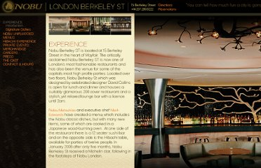 http://www.noburestaurants.com/london-berkeley-st/experience/introduction