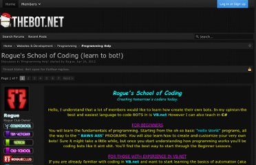 http://thebotnet.com/programming-help/120236-rogues-school-of-coding-learn-to/