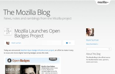 https://blog.mozilla.org/blog/2011/09/15/openbadges/