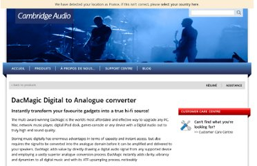 http://www.cambridgeaudio.com/products/dacmagic-digital-to-analogue-converter