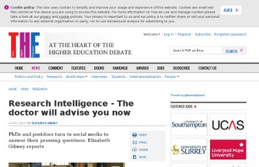 http://www.timeshighereducation.co.uk/420033.article