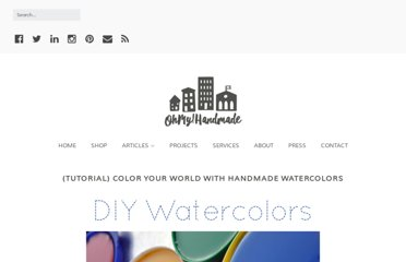http://ohmyhandmade.com/2011/contributors/tutorial-color-your-world%e2%80%a8-with-handmade-watercolors/