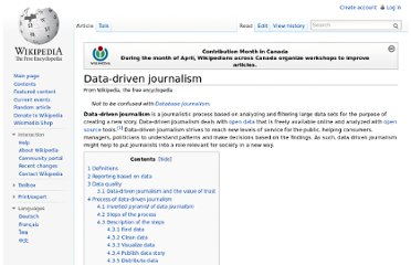 http://en.wikipedia.org/wiki/Data-driven_journalism