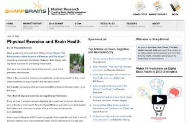http://sharpbrains.com/blog/2008/06/26/physical-exercise-and-brain-health/