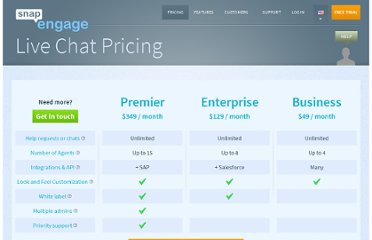 http://snapengage.com/live-chat-pricing/