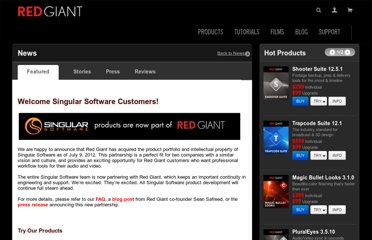 http://www.redgiant.com/news/featured/welcomesingular/
