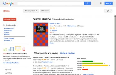 http://books.google.co.in/books/about/Game_theory.html?id=vBiLu70eSKUC