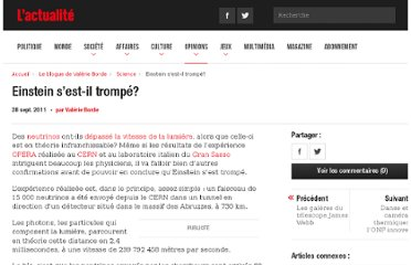 http://www.lactualite.com/opinions/le-blogue-de-valerie-borde/science-le-blogue-de-valerie-borde/einstein-sest-il-trompe/