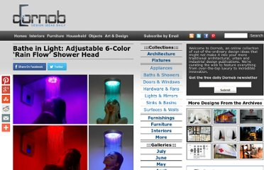 http://dornob.com/bathe-in-light-adjustable-6-color-rain-flow-shower-head/#axzz2OzpOF5Eo