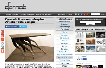 http://dornob.com/dynamic-movement-inspired-artistic-table-designs/#axzz2P3bOTcP2