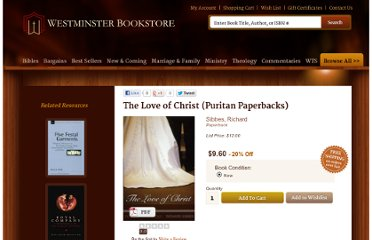 http://www.wtsbooks.com/the-love-of-christ-richard-sibbes-9781848711440