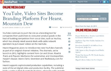 http://www.mediapost.com/publications/article/161447/youtube-video-sites-become-branding-platform-for.html#axzz2P5Zw2vcq
