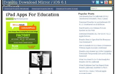 http://www.evasi0ndownload.com/ipad-apps-for-education/