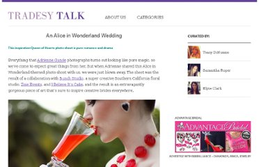 http://www.tradesy.com/blog/2011/01/an-alice-in-wonderland-wedding/