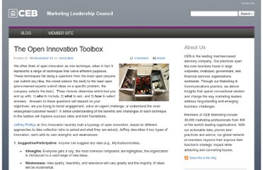 http://www.executiveboard.com/marketing-blog/open-innovation-toolbox/