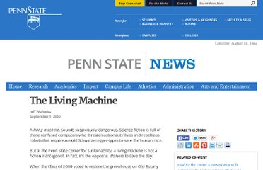 http://news.psu.edu/story/140601/2000/09/01/research/living-machine