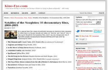 http://kino-eye.com/2010/01/04/notables-of-the-noughties/
