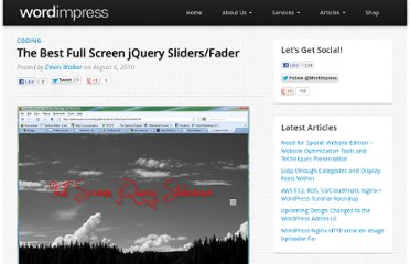 http://wordimpress.com/the-best-full-screen-jquery-sliderfader/
