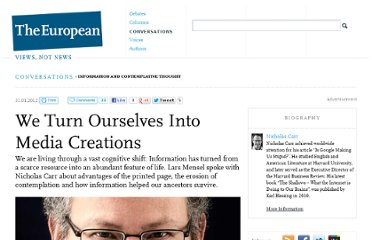 http://www.theeuropean-magazine.com/67-carr-nicholas/541-information-and-contemplative-thought