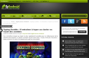 http://www.frandroid.com/applications/40083_typing-zombie-sentrainer-a-taper-au-clavier-en-tuant-des-zombies