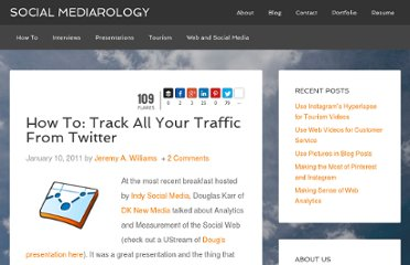 http://socialmediarology.com/2011/01/10/how-to-track-all-your-traffic-from-twitter/#axzz2P9t6H6vT
