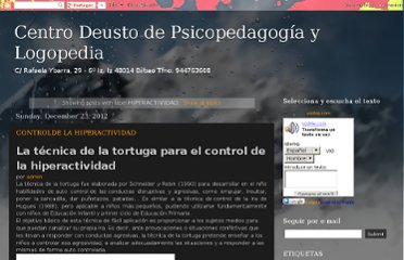 http://psikodeusto.blogspot.com/search/label/HIPERACTIVIDAD