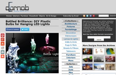 http://dornob.com/bottled-brilliance-diy-plastic-bulbs-for-hanging-led-lights/#axzz2OzHBeT4w