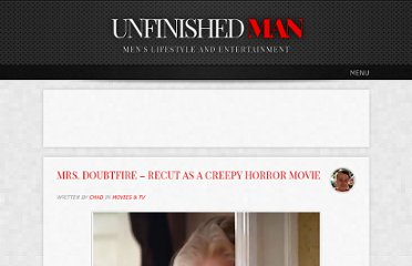 http://www.unfinishedman.com/mrs-doubtfire-recut-horror-movie/#axzz2PANBwlx9