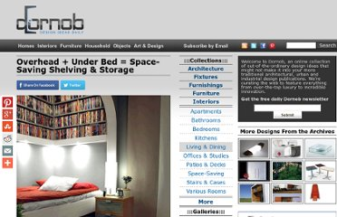 http://dornob.com/overhead-under-bed-space-saving-shelving-storage/#axzz2P3JEa9hR