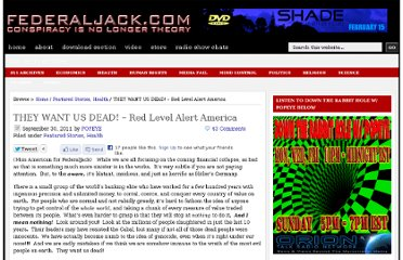 http://www.federaljack.com/they-want-us-dead-red-level-alert-america/