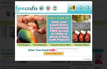 http://www.favecrafts.com/Crochet-Afghans/Andante-Crochet-Throw-from-Naturally-Caron