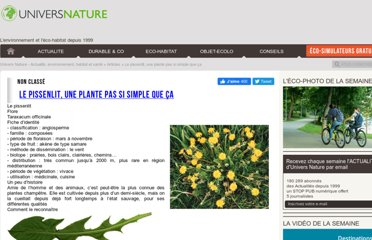 http://www.univers-nature.com/durable-co/flore/pissenlit-51314.html