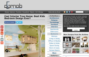 http://dornob.com/cool-interior-tree-home-best-kids-bedroom-design-ever/#axzz2P36loI9t